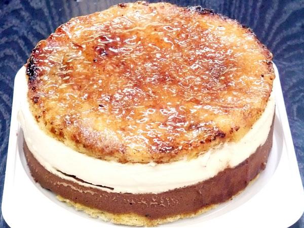 サンマルクのホールケーキ
