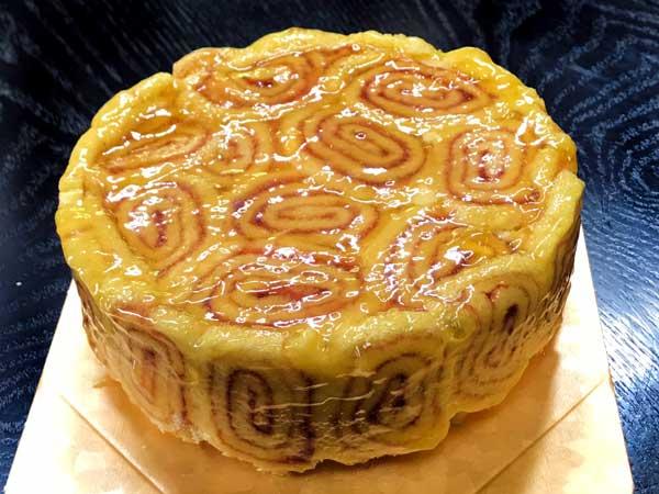 キルシュのホールケーキ
