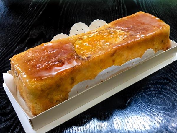 松崎みかんケーキ