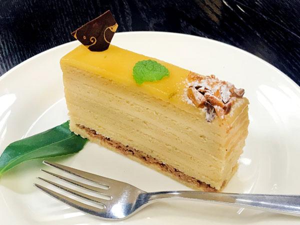 季節限定:松崎レモンのカットケーキ