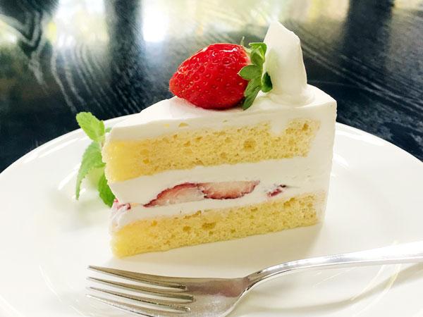 イチゴのショートケーキ(カットケーキ)