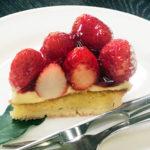イチゴのタルト(カットケーキ)