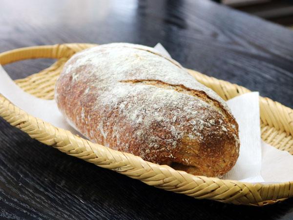 フランボワーズのライ麦パン