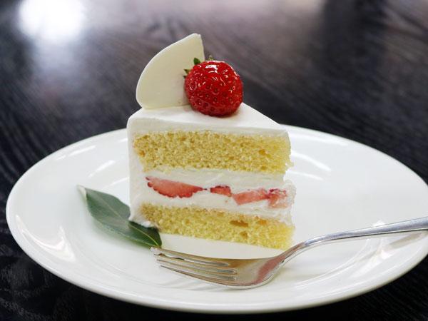 フランボワーズのショートケーキ
